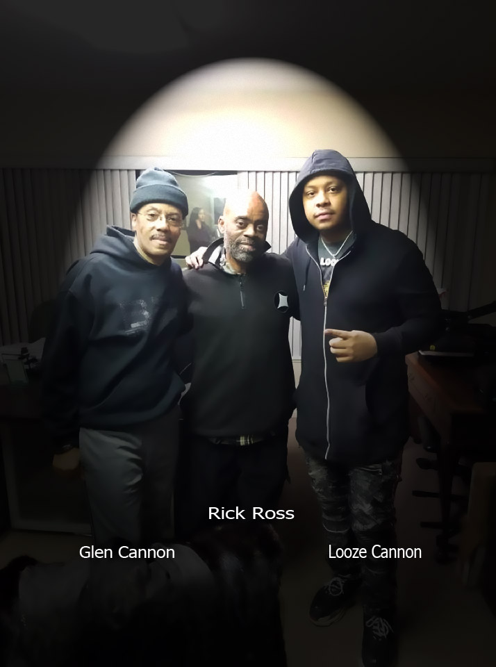 Mr.Cannon Freeway Rick Ross  & Looze Cannon